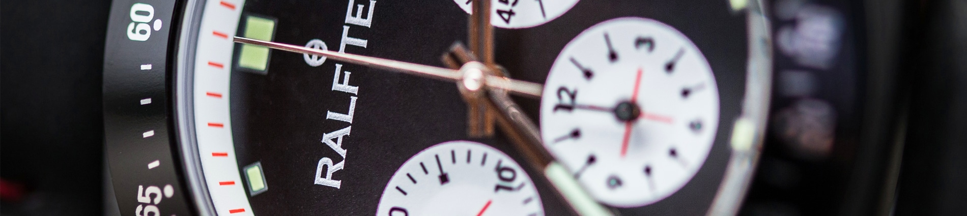 WRV  Chronographe Automatique  Tachymètre
